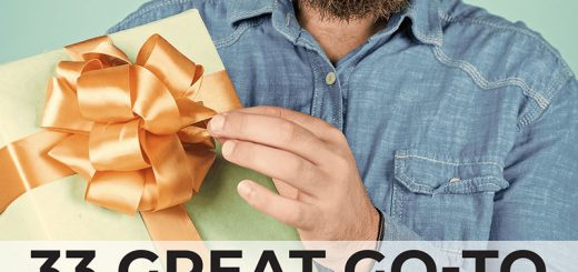 33 Great Go-To Gifts for Him