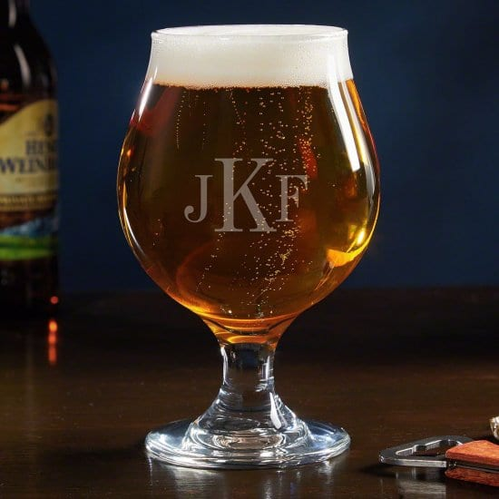Personalized Beer Snifter