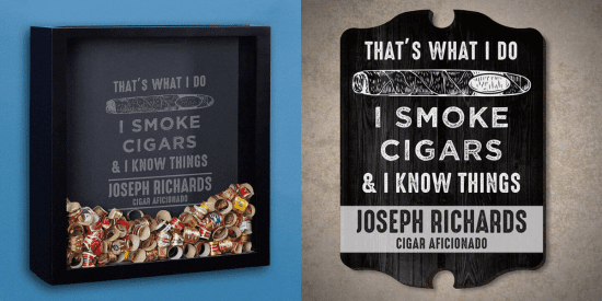 Cigar Gifts are Great for Mens Gift Guides