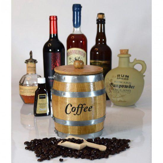 Barrel Coffee Infuser