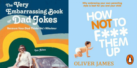 Funny Book Gifts for New Parents
