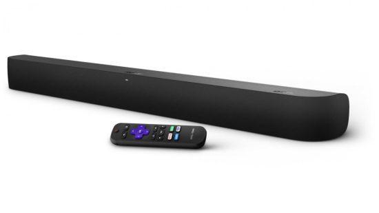 Roku Soundbar and Streaming Device