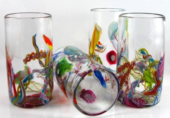 Art Glass Drinkware