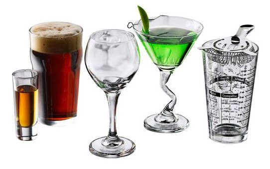 18-Piece Glassware Set