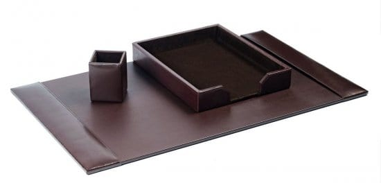 Leather Desk Professional Gift