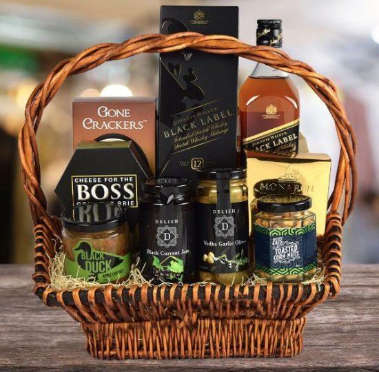 Choose Your Liquor Gift Basket