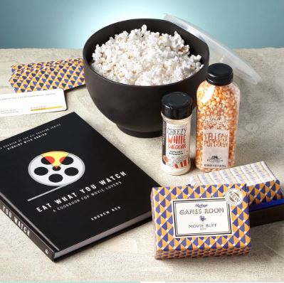 Movie Night Cute Valentine's Day Gifts for Him