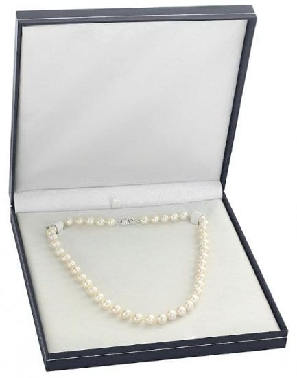 Pearl Necklace 30th Anniversary Gift