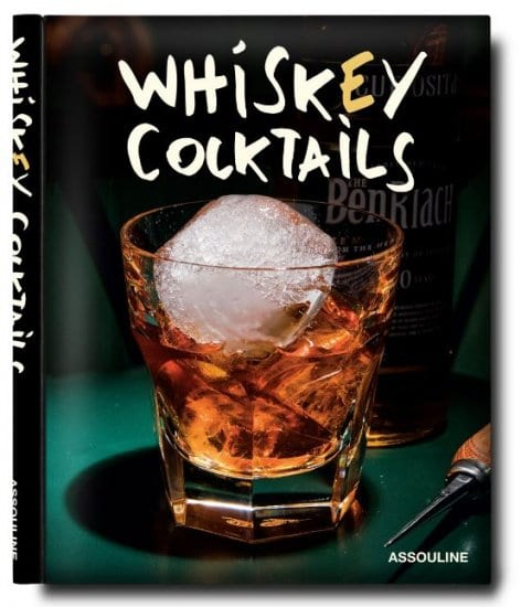Book of Whiskey Cocktail Recipes