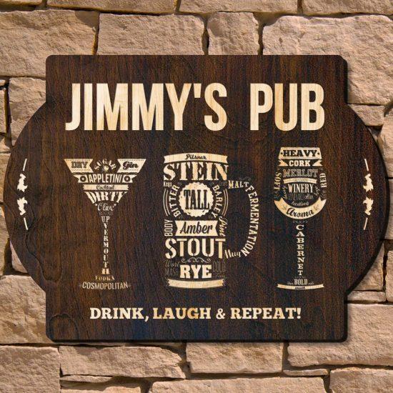 Custom Bar Sign