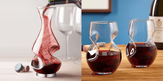Wine Aerator Set of Congratulations Gifts