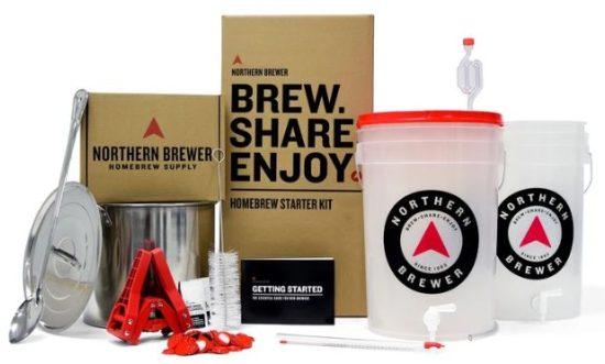 Brewing Equipment Starter Kit