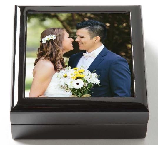 Photo Box for Mementos