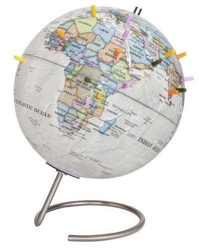 Magnetic Travel Globe