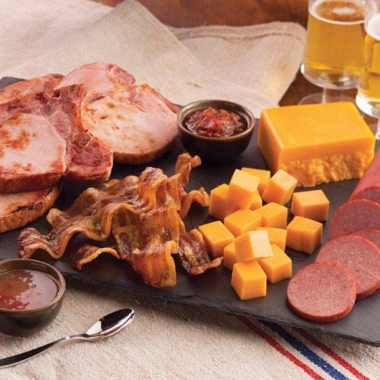 Meat Sampler Snack Set