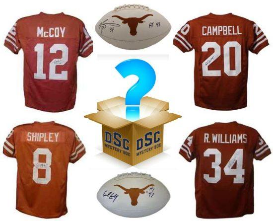 College Football Mystery Box