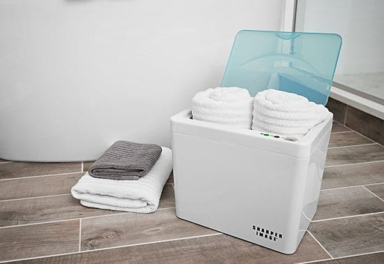 Towel Warmer Good Gift for Parents