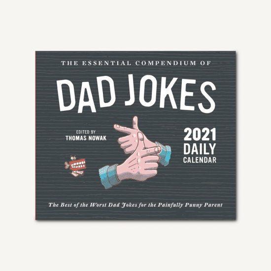 Dad Joke Calendar