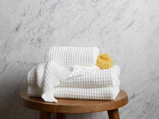 Waffle Knit Towels