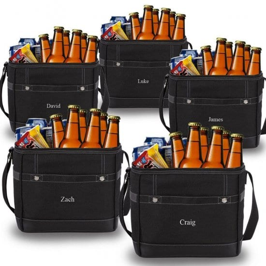 Personalized Coolers Make Funny Groomsmen Gift