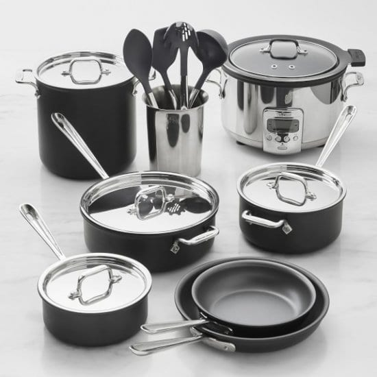 Cookware Gift Set for Inlaws