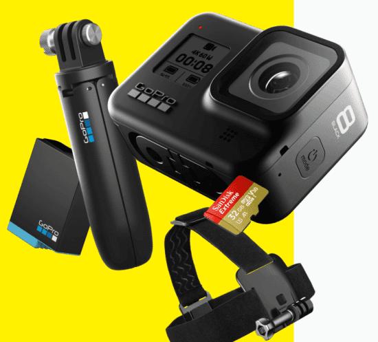 GoPro Camera Set