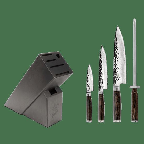 Damscus Steel Knife Set