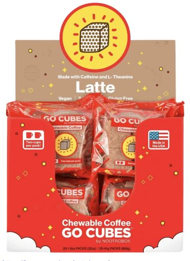 Coffee Go Cubes Gift Ideas for Coworkers