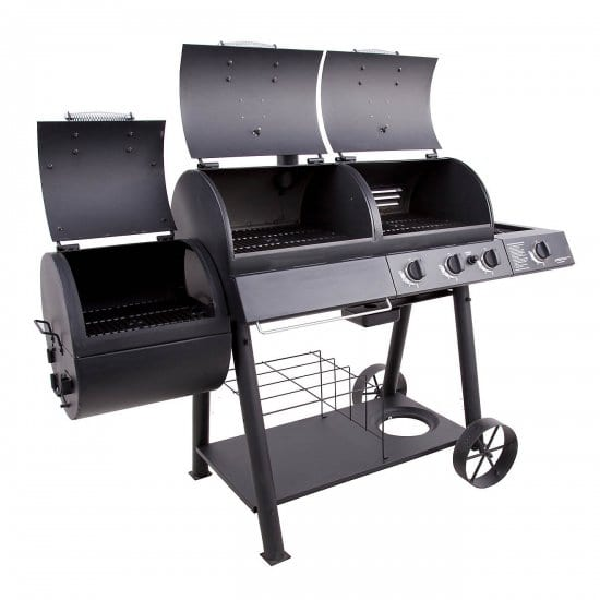 Grill and Smoker Grill Gifts Combo