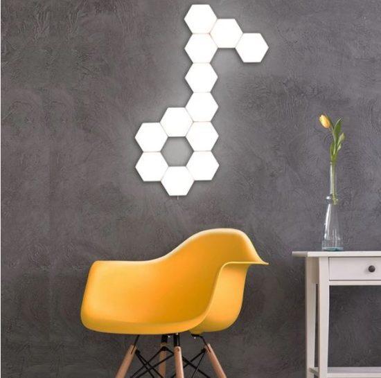 Hexagonal Lamp