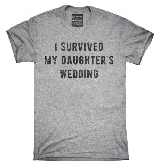 Funny Father of the Bride T-Shirt