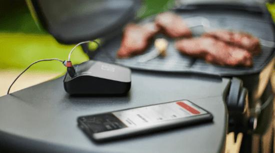 Phone App Meat Sensor