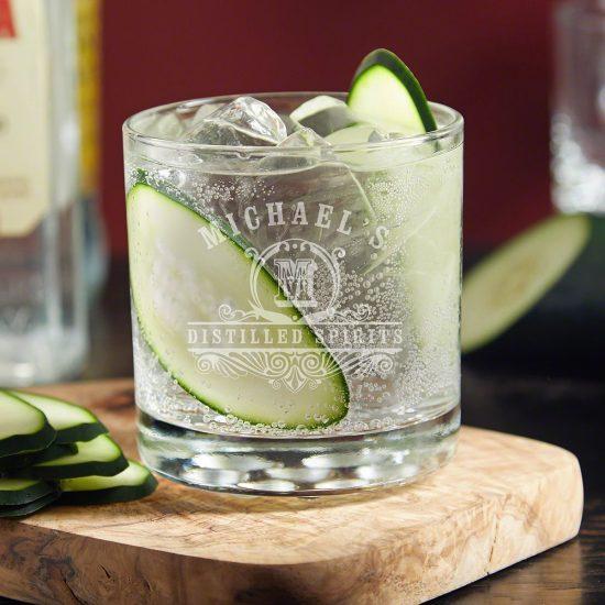 Custom Cocktail Glass