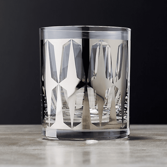 Double Old Fashioned Glasses are Types of Cocktail Glasses