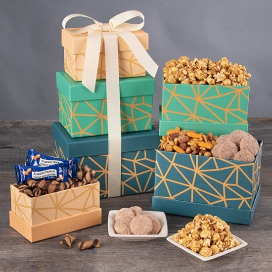 Snack Gift Tower