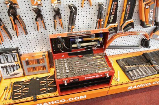 Custom Tool Set and Toolbox