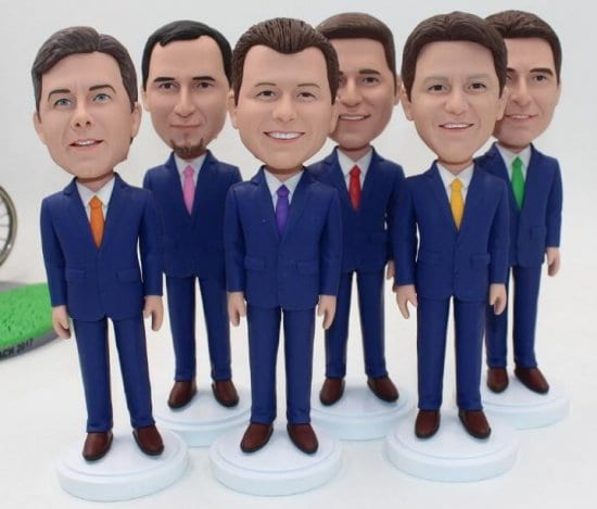 Customized Bobbleheads