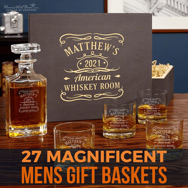 27 Magnificent Mens Gift Baskets