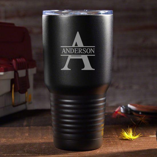 Custom Coffee Tumbler Stocking Stuffer Ideas for Men
