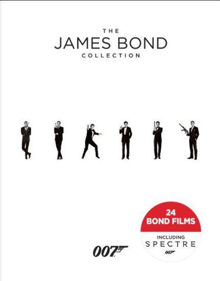 James Bond Film Collection