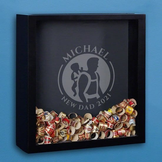 Custom Shadow Box Creative Gifts for Dad