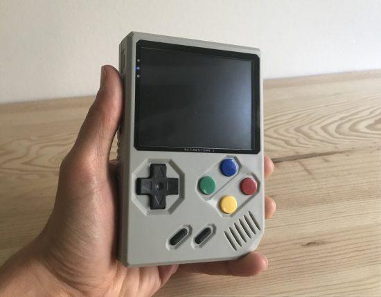 Handheld Retro Game System
