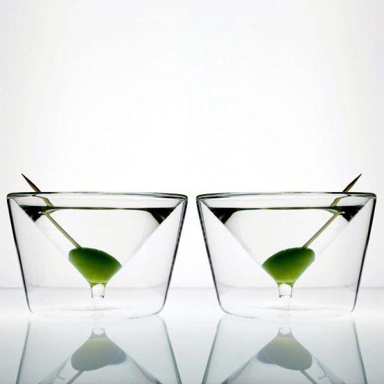 Modern Martini Set