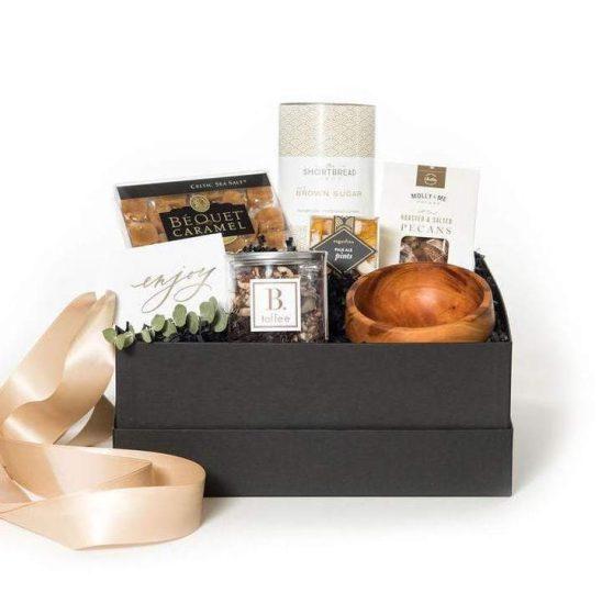 Snack Gift Basket for Men