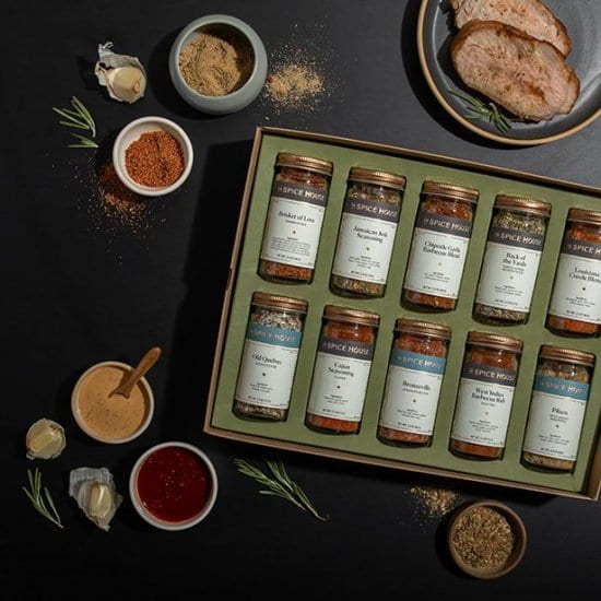 Barbecue Spice Collection