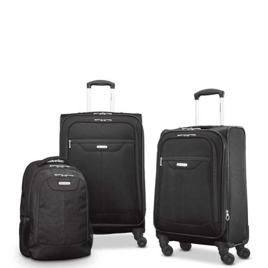 Three Piece Samsonite Luggage Set