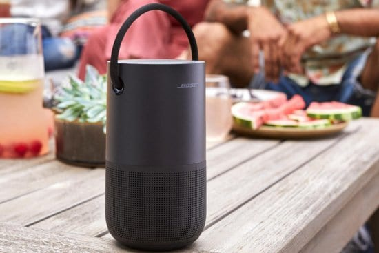 Portable Bose Speaker