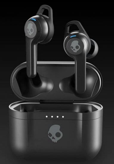 Wireless Bluetooth Skullcandy Ear Buds with Tile