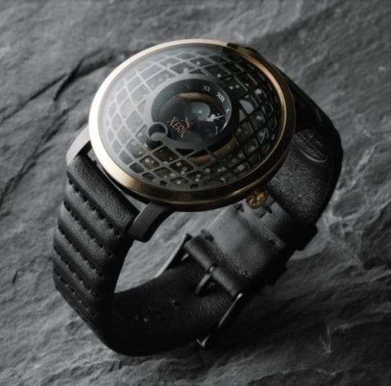 Moonphase Watch Gifts for Dad Birthday