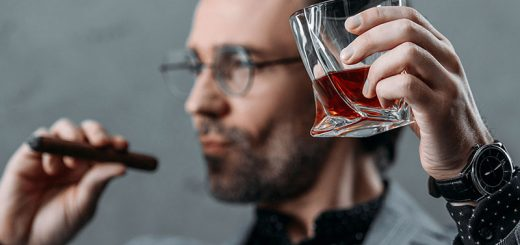 17 Must Have Items for Cigars and Whiskey